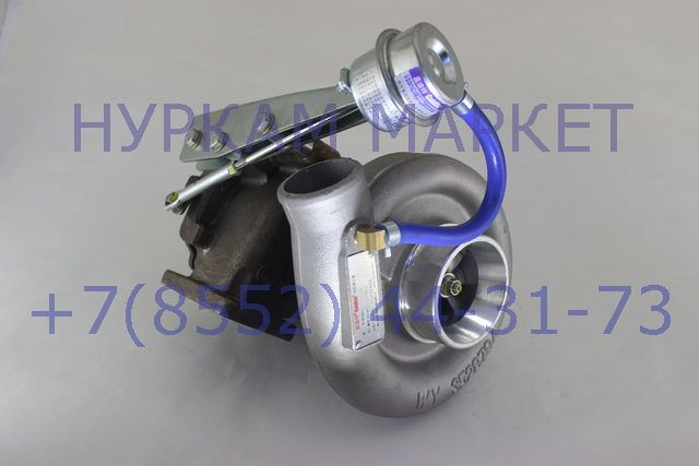 Турбокомпрессор HX35W 6BT/6CT/EQB140-20 3960454